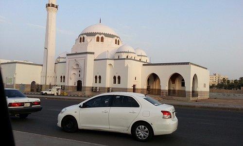 Masjid Al Jumaah- Al Madinah Al Mounawarah
