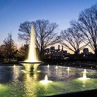 Wadakura Fountain Park 和田倉噴水公園