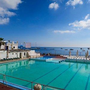 OK Diving Malta Pool
