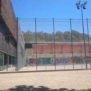 Parc de la Ciutadella Centre Esportiu