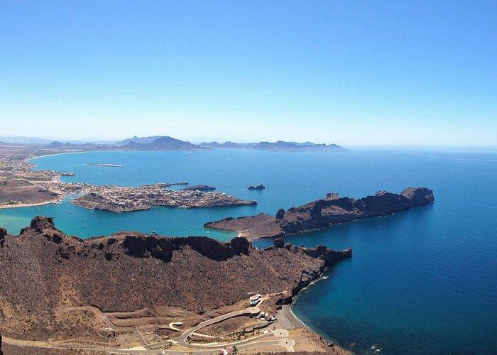 Looking toward Guaymas