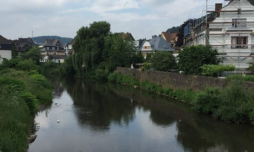 Herborn shopping district