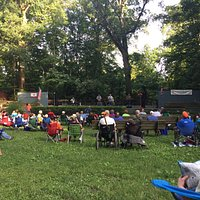 Bluegrass music at its best. And Free!