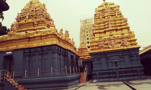 This is one in temple in panchha Rama ksheeralu