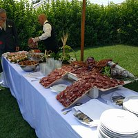 Eventi in agriturismo. Country chic