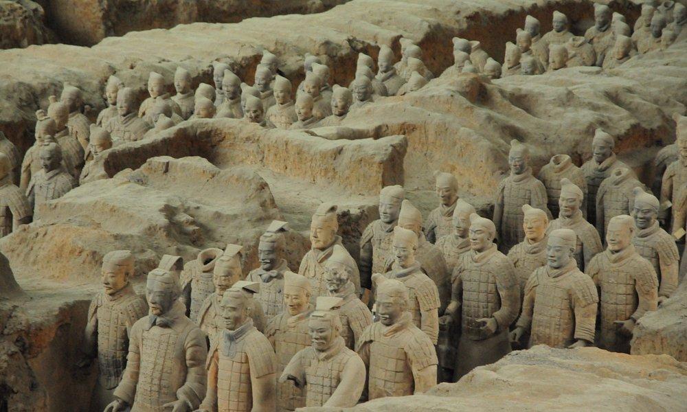 Xian County Han Mausoleums