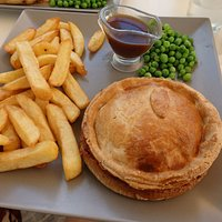 Homemade Steak Pie,