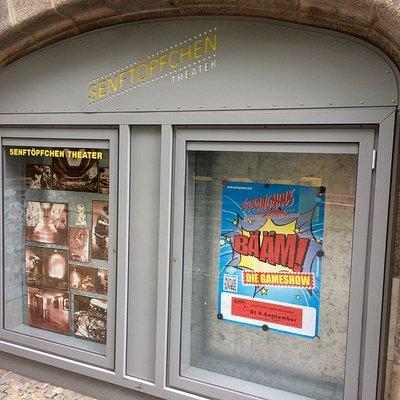 Senftöpfchen Theater - Köln