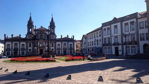 Церковь и больница Святого Марка