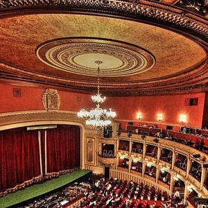 Bucharest National Opera House
