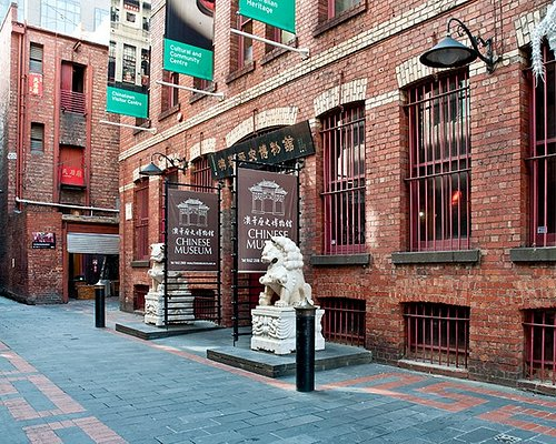 The five floors of the Chinese Museum offer insight into Chinese and Chinese Australian culture.