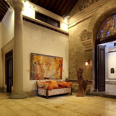 Interior Museum Bale Dauh
