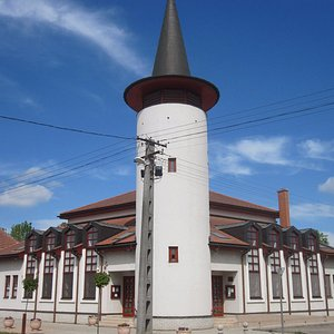 New Reform Church viewed from the corner