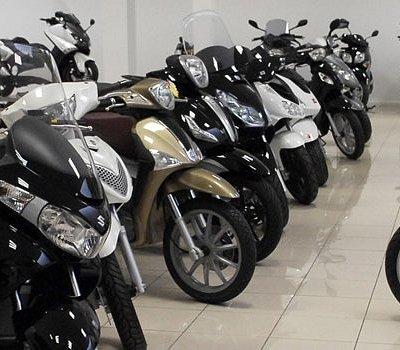 Nuestra flota de scooters