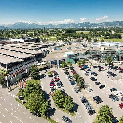 Einkaufszentrum Messepark
