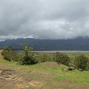 Just start of monsoon