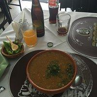 Menudito!!! Delicious!