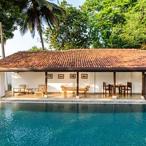 The Pool at The Secret Kandy