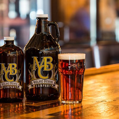Growlers at the Tap Room