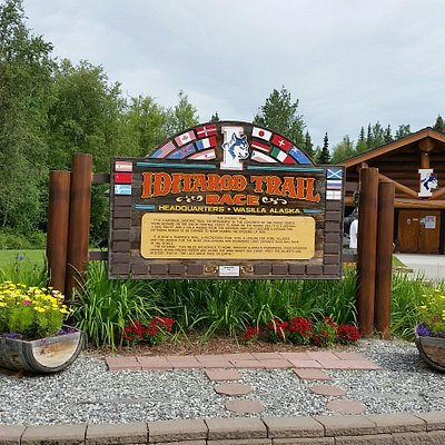Iditarod Headquarters