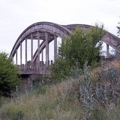 Puente Blanco.