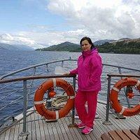 Amazing ferry trip in Fort William