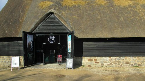Alexander Keiller Museum: Barn Gallery
