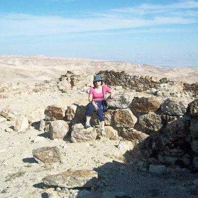 The ruins of Rogem Zohar