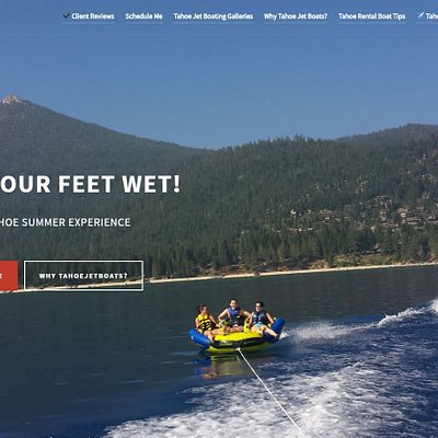 Your Best Tahoe Day! tahoejetboats.com