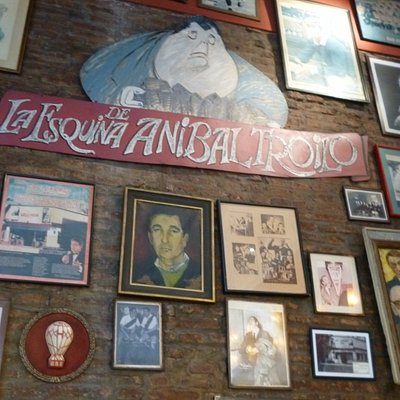 Fotos en las paredes