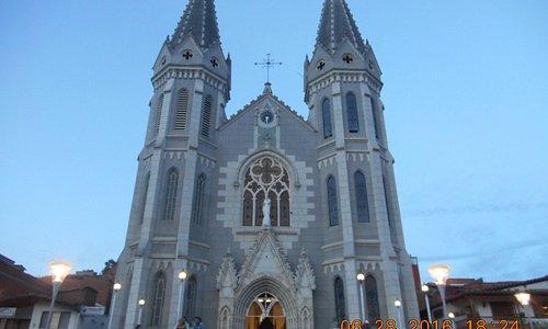 The Catedral Nuestra Senora del Rosario