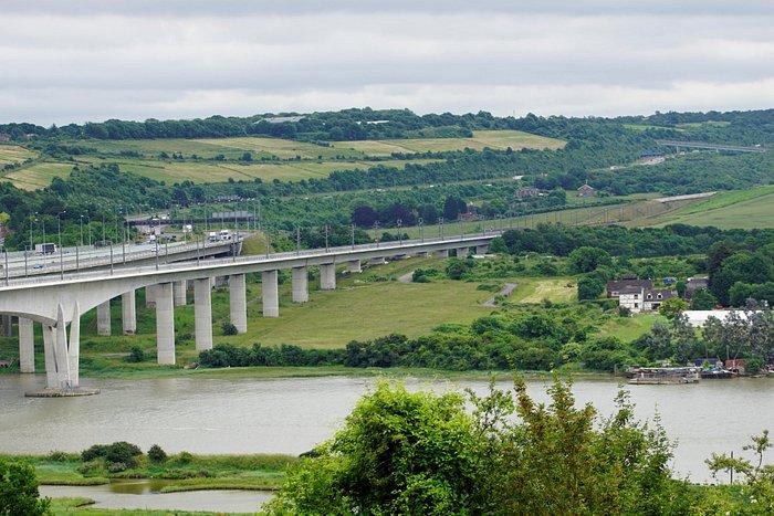view of m2 bridge