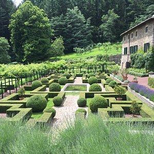 酒莊義式花園
