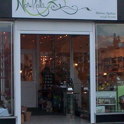 Brilliant shop which stands on 'The Golden Mile' in Fishguard!