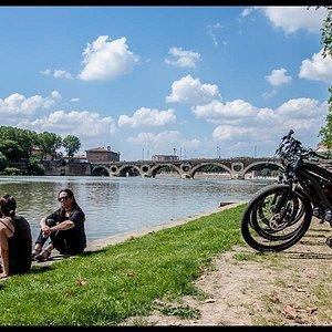 La Garonne, Toulouse