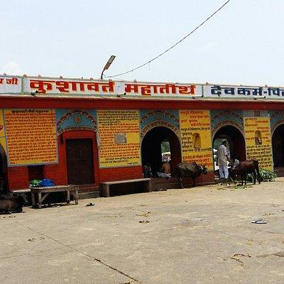The Kushawrat Ghaat