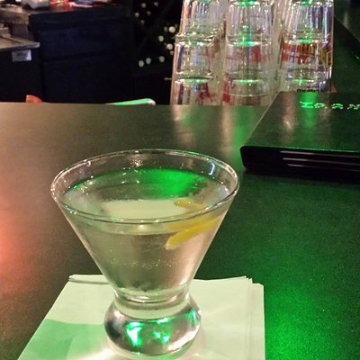 White Cosmo at Icons