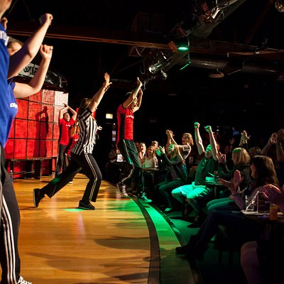 ComedySportz has been performing in Chicago since 1987!