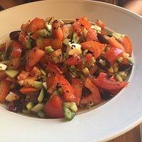 Wonderful salad!!! Good eggs...