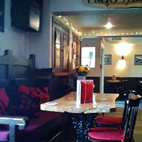 Wellingtons. A traditional Ayr pub.