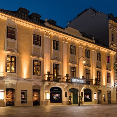 Casino Wien - Palais Esterhàzy