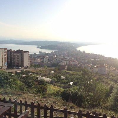 Gün batmadan Sinop