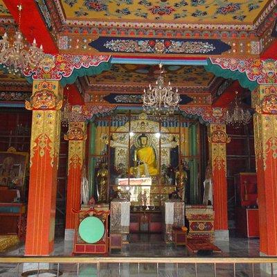 Tibetan Monastery, Bodh Gaya, India