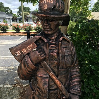 Remember Fallen Brothers- Charleston 9 Fallen Firefighters Memorial