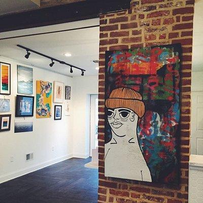 Gallery & Tea Bar
