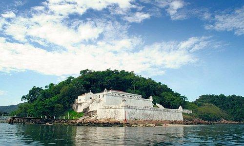 Fortaleza de Santo Amaro da Barra Grande - Baixada Santista