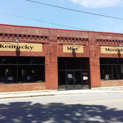 Kentucky Mist Moonshine Distillery