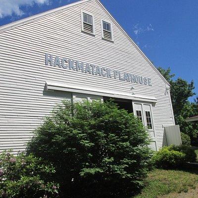 Hackmatack Playhouse location Berwick, Maine.