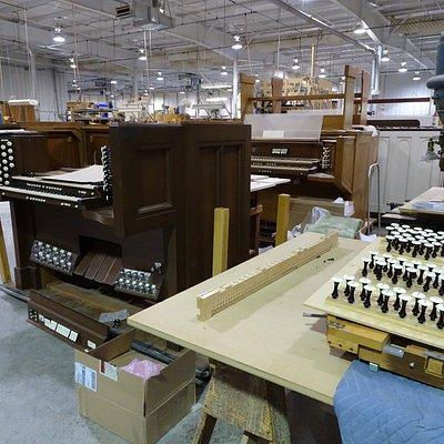 pipe organ repair