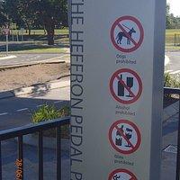 Heffron Pedal Park Maroubra